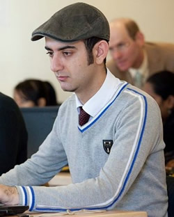 MS CS student